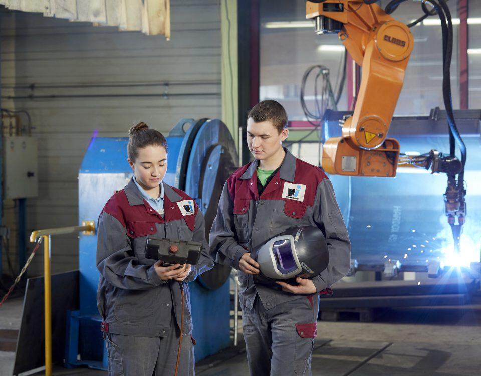 Winkelbauer GmbH, Baumaschinenausrüstung, Anbaugeräte, Lehrlingsausbildung, Lehrlingskampagne, 2019