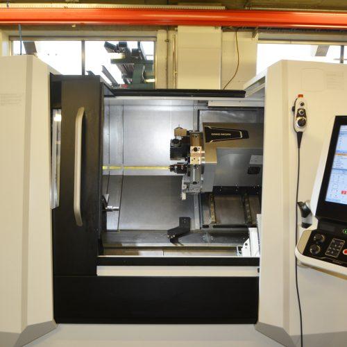 Drehmaschine DMG CLX550, Winkelbauer GmbH