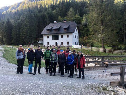 Wanderung Öblarn, Winkelbauer Franz