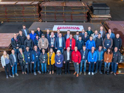 Hardox Wearpart Meeting, Winkelbauer GmbH