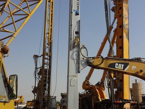 Der Winkelbauer-Teleskoparm ist in der persischen Millionenmetropole Dubai gefragt.