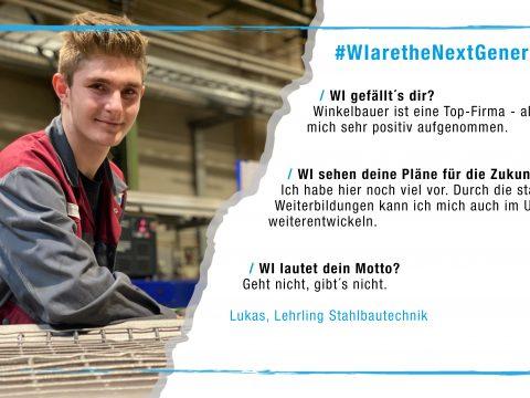 Winkelbauer GmbH, Baumaschinenausrüstung, Anbaugeräte, Wear Parts, Komponentenfertigung, Ideenschmiede, Anger, Lehre, Lehrlinge, Lehrlingsausbildung