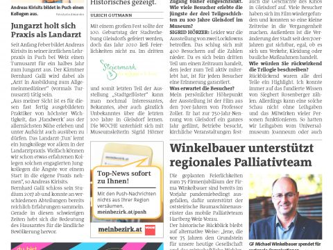 Winkelbauer GmbH, Baumaschinenausrüstung, Anbaugeräte, Wear Parts, Komponentenfertigung, Ideenschmiede, Woche Steiermark, Woche Weiz, Artikel, Beitrag