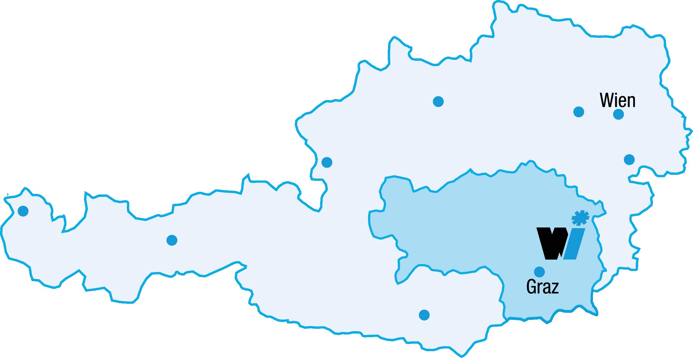 Landkarte Winkelbauer
